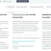 Audition 42 solutions